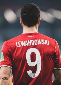 Robert Lewandowski (POL)