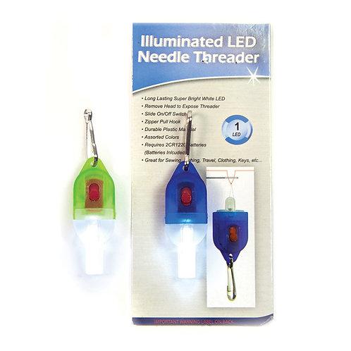 Iluminated Needle Threader
