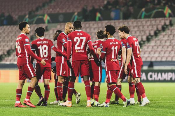 UEFA CHAMPIONS LEAGUE FCM-LIVERPOOL