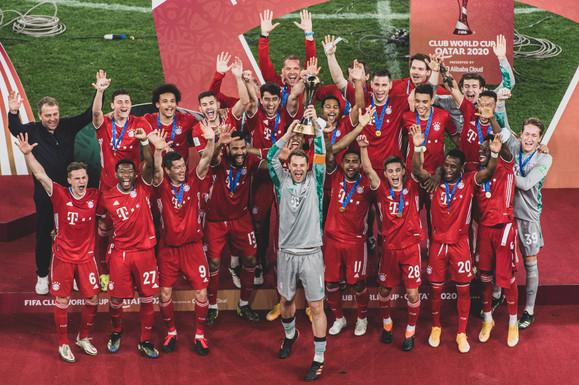 Bayern Munich - FCWC2020