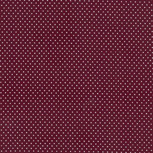 Micro Dot - Burgundy - GL6952.53