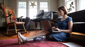 Best of Both Worlds? Working from home and its peaks and pitfalls