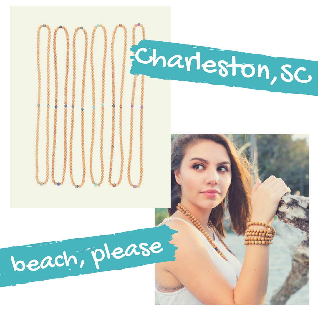 Made with Love in Charleston, SC