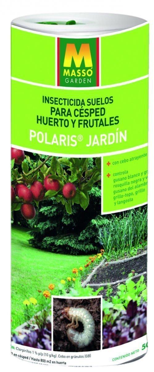 Insecticida de suelos para césped, huerto y frutales Polaris Jardín