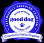 Good Dog good breeder badge.jpg