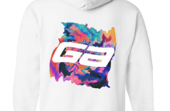 GA Sweatshirt back W