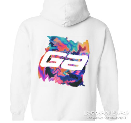 GA Sweatshirt back W