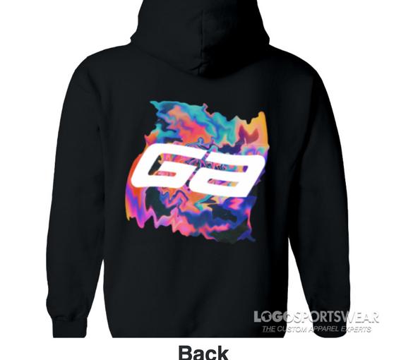 GA Sweatshirt back B