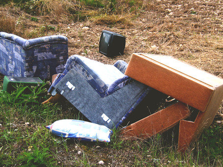 Furniture waste is a problem and we can do something about it!
