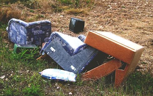 Remoção de móveis