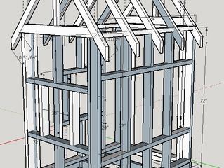 Framing a Tiny House