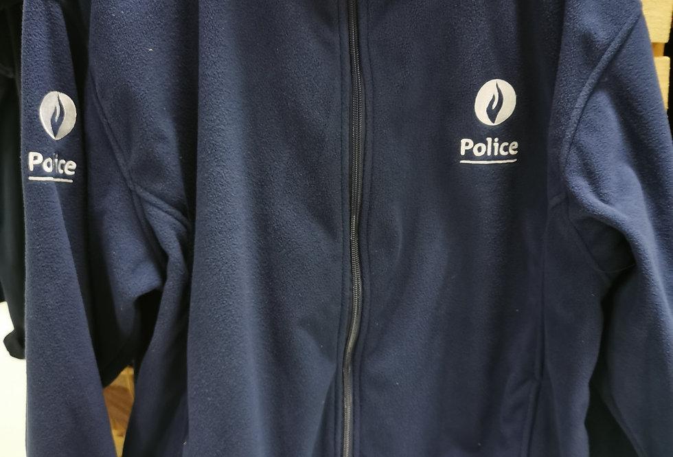 veste polaire imperpol police