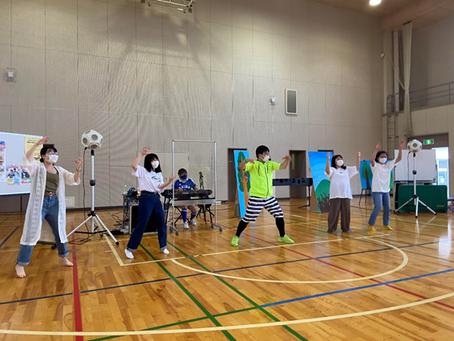 あきらちゃん&ジャンプくん「保育セミナーあそびうたワークショップ」開催