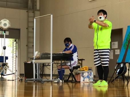 あきらちゃん&ジャンプくん「保育セミナーあそびうたワークショップ」開催(その2)