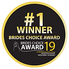 Brides Choice Awards 2019 Event Hire Winner