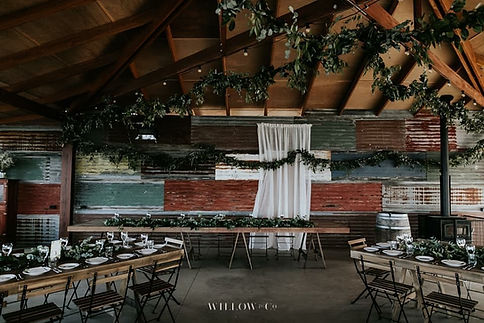 Rustic Event Hire | Rustic Wedding | New South Wales