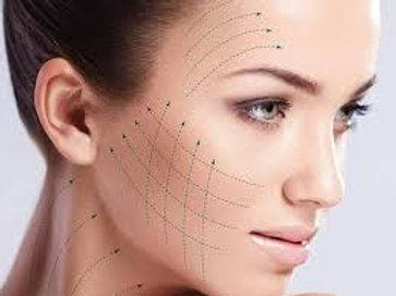 UMA Sessão de Bioplastia Facial a laser