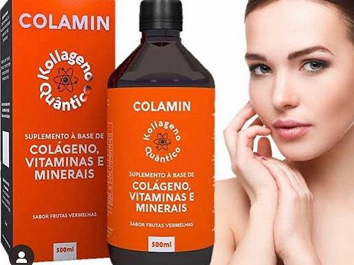 Colamin - Kollageno Quântico- colágeno, vitaminas e minerais
