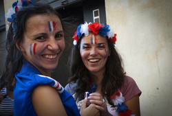 Euro 2016 French Supporters