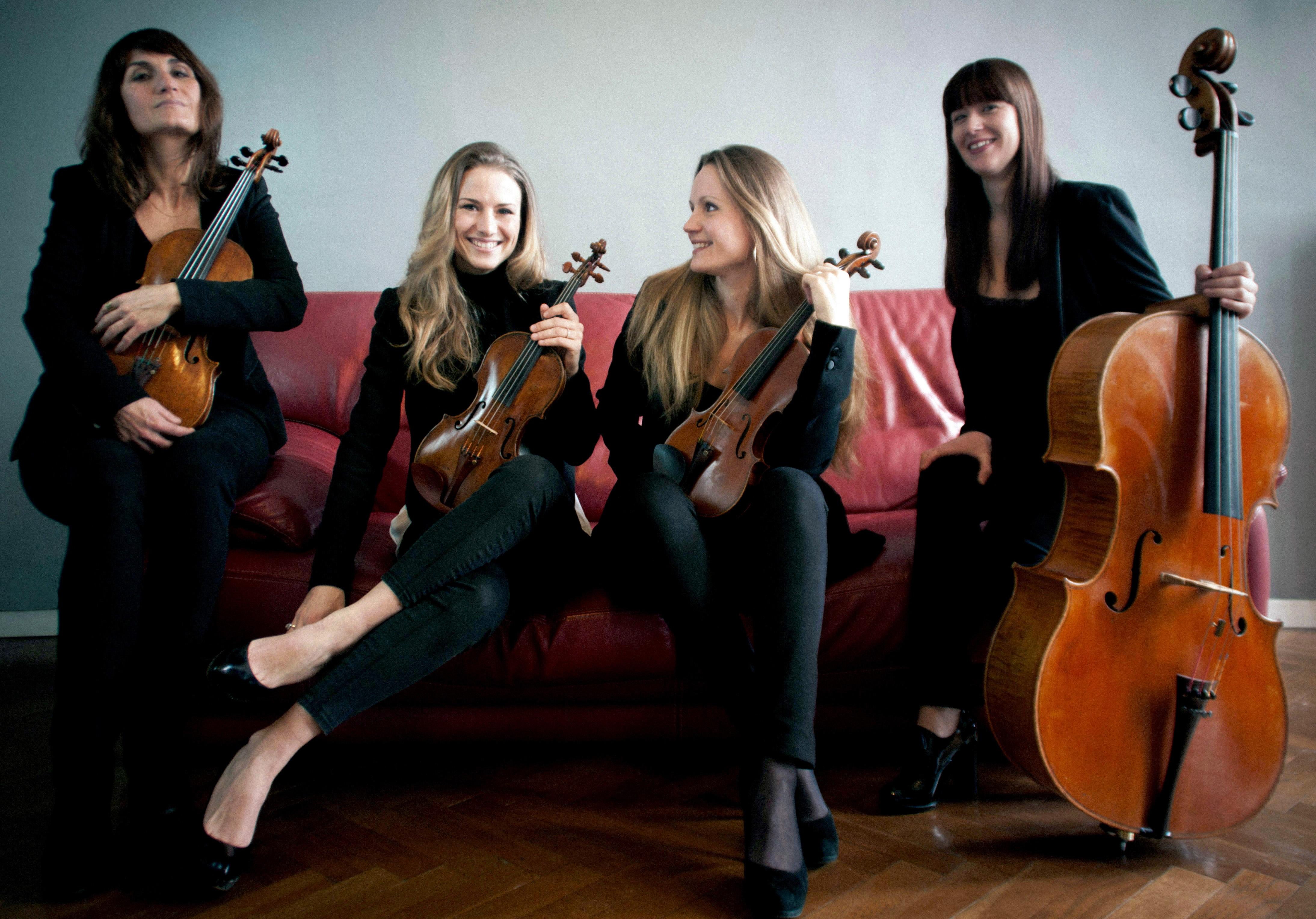 Botticelli'S Quatuor