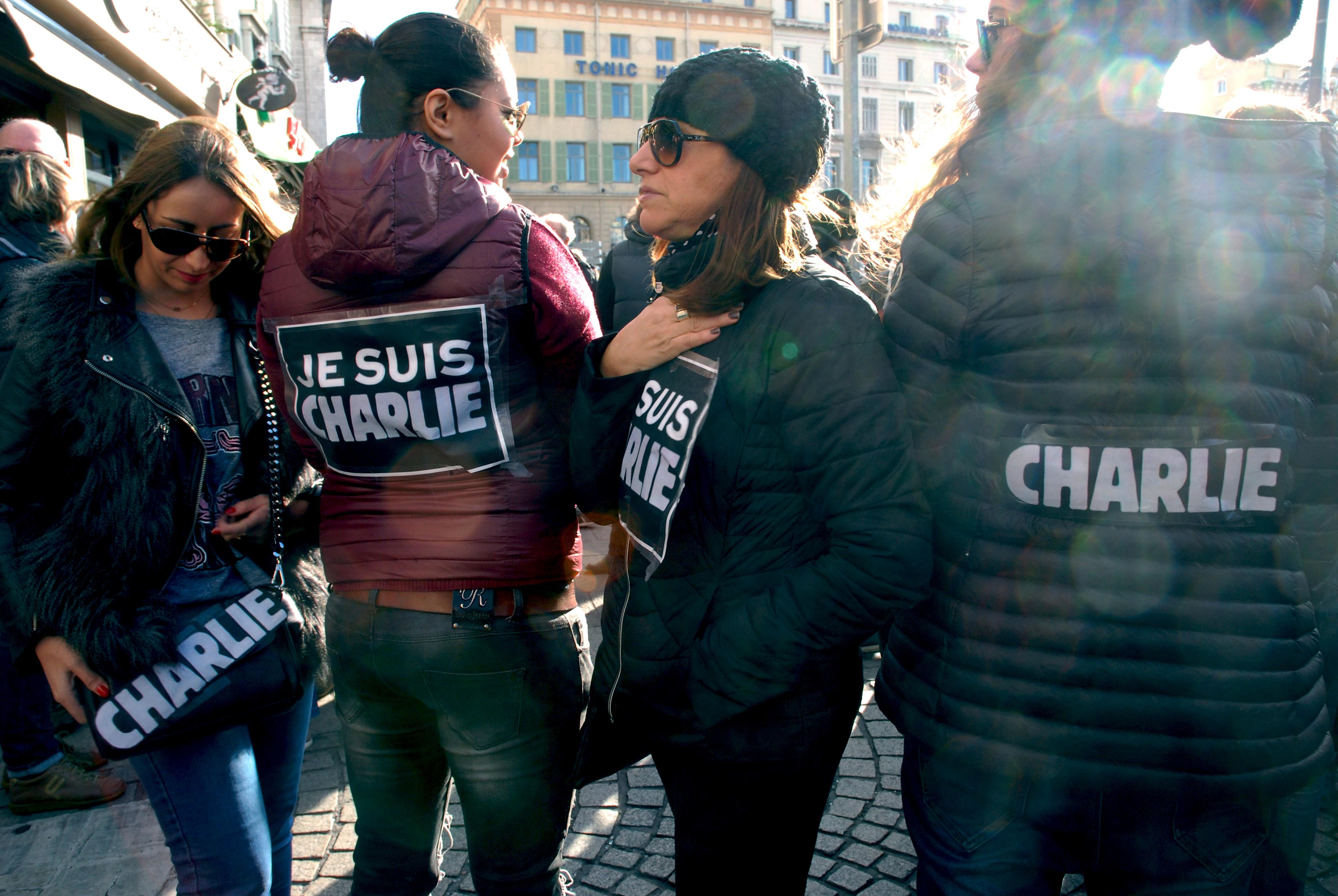 11/01 Marseille contre le Terrorisme