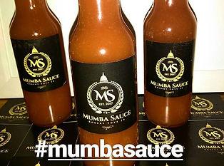 Robert Foye's Mumba Sauce