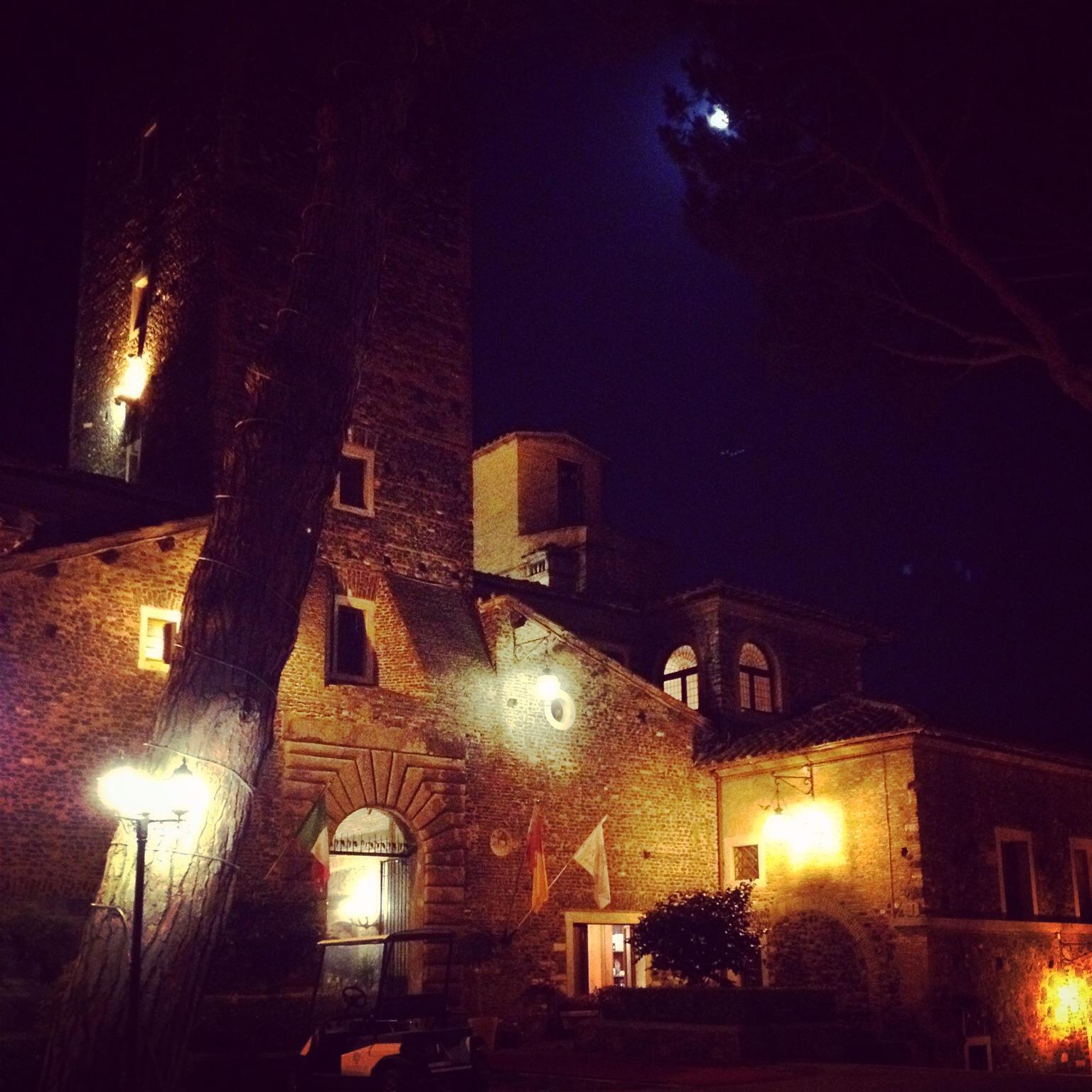 Castello de la Castellucia, Rome