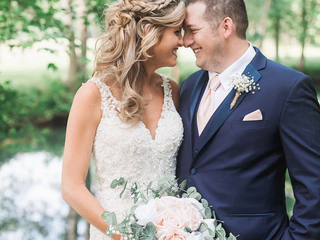 Congratulations to Mr. + Mrs. Daugherty ❤️
