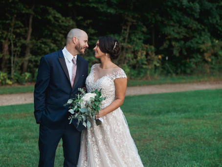 Kevin + Catherine are married!