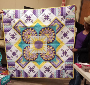 Quilt by Tracy Gilmon