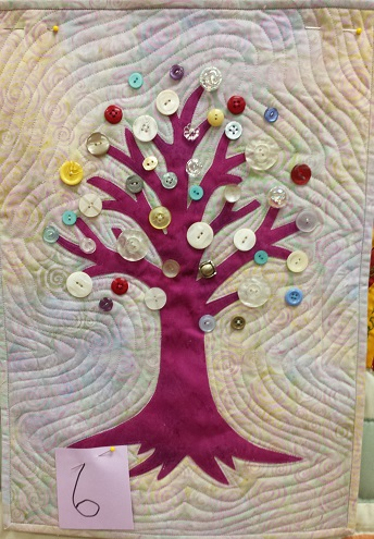 Mom's Button Tree