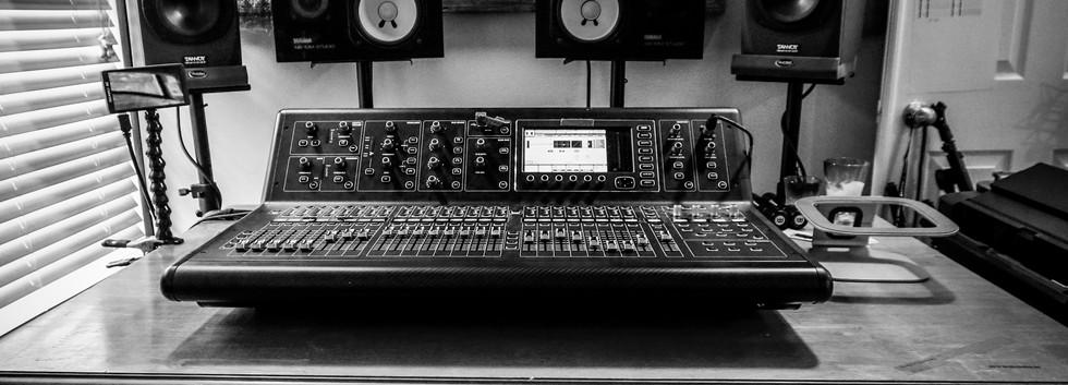 Holloway Heaven Control Room