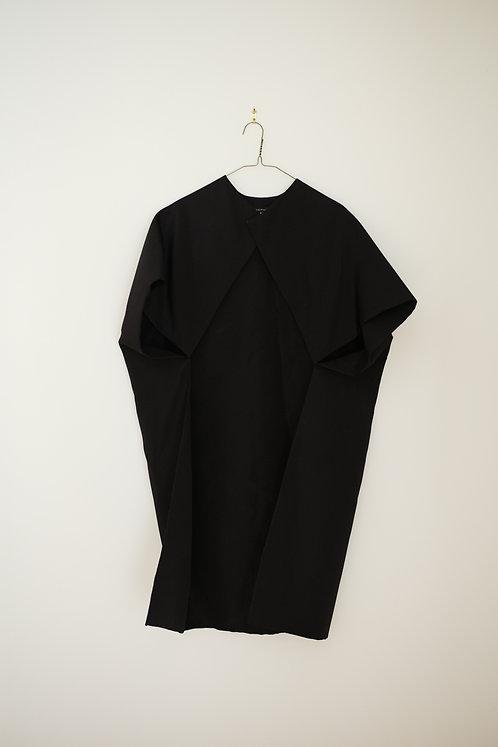 Balenciaga Silk Envelope Jacket