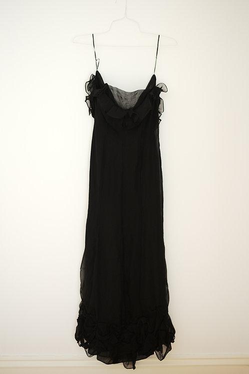 Yves Saint Laurent Strapless Dress