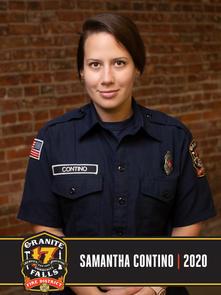 Samantha Contino