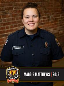 Maggie Matthews