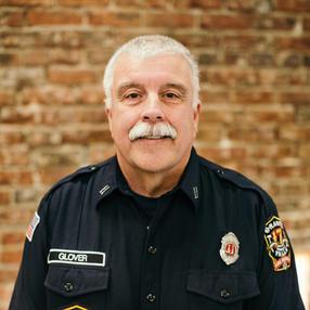 Jim Glover (Captain)