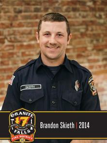 Brandon Skeith