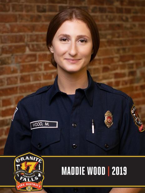 Maddie Wood