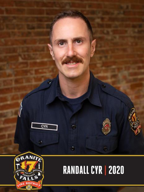 Randall Cyr