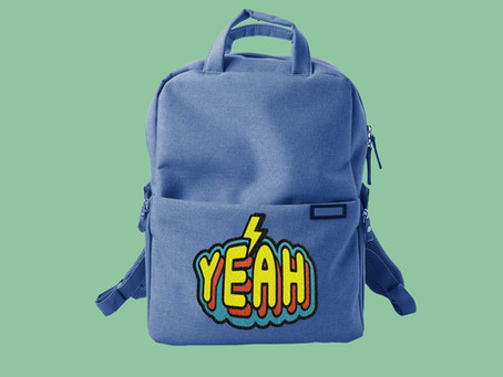 Back to school means Backpacks are back.