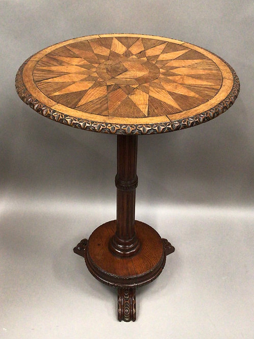 C19th Oak Occasional Table