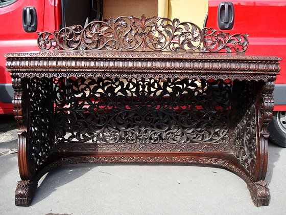 Anglo Indian console table
