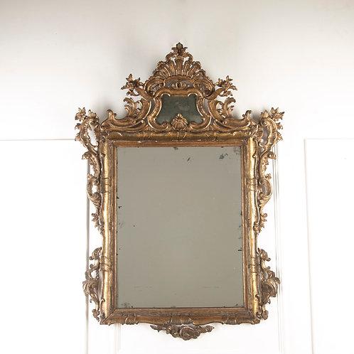 Large C18th Venetian Mirror