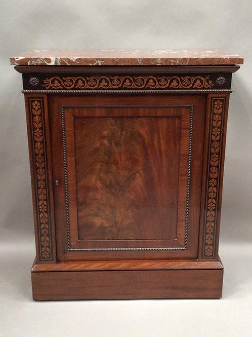 Regency Mahogany George Bullock Cabinet