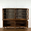 Thumbnail: Early C20th Walnut, Brass and Ebonised Bookcase