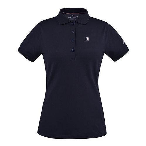 Piqué-Poloshirt Classic für Damen