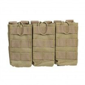 VISM® by NcSTAR® AR TRIPLE MAG POUCH/TAN