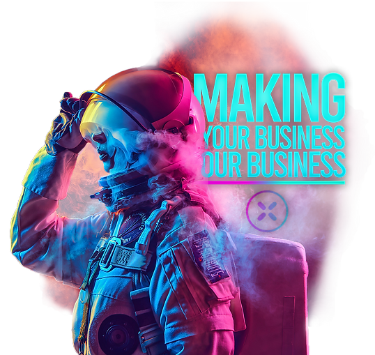 making your business our business - spac