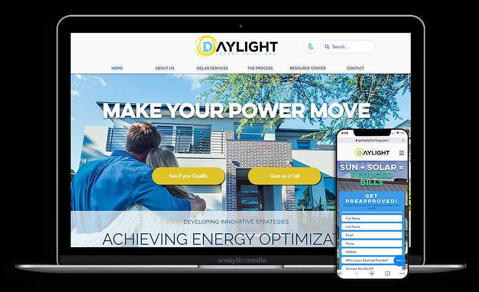 Daylight Energy